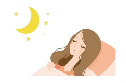 バストアップには良質な睡眠