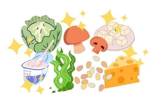 【必ず覚えたい】実は太らない食べ物10選!