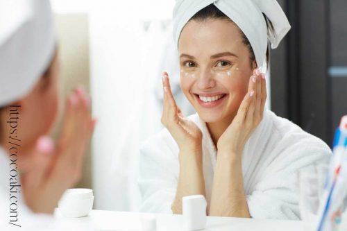 【インナードライを改善するには】朝晩のスキンケアだけじゃない!?お風呂での洗顔や外出中にもできること