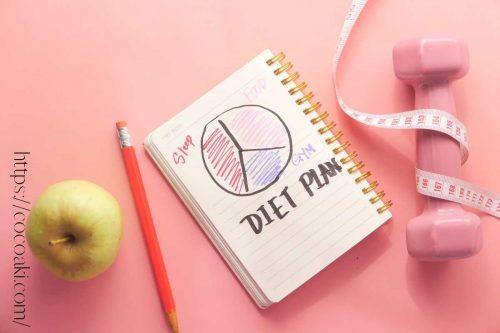 【習慣を変えてダイエット】痩せたい食べたい運動したくない!実はこれだけ変わる、無料でもできること!!